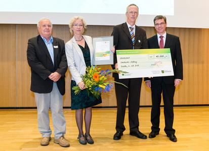 Preisträger des Sächsischen Umweltpreises
